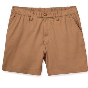 Chubbies Dark Khaki Stretch Shorts
